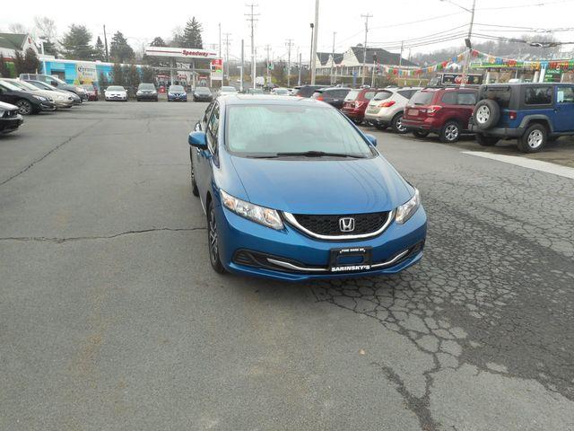 2013 Honda Civic EX New Windsor, New York 9