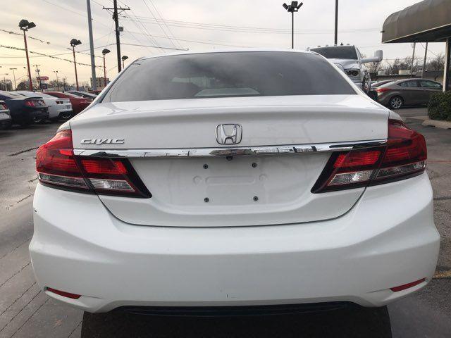 2013 Honda Civic LX in Oklahoma City, OK 73122