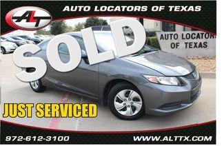 2013 Honda Civic LX | Plano, TX | Consign My Vehicle in  TX