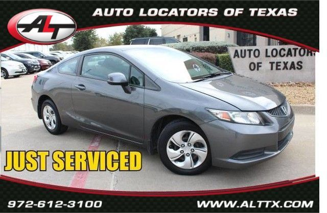 2013 Honda Civic LX in Plano, TX 75093