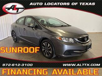 2013 Honda Civic EX in Plano, TX 75093