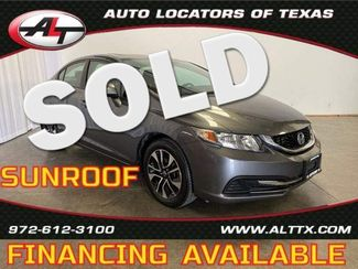 2013 Honda Civic EX | Plano, TX | Consign My Vehicle in  TX