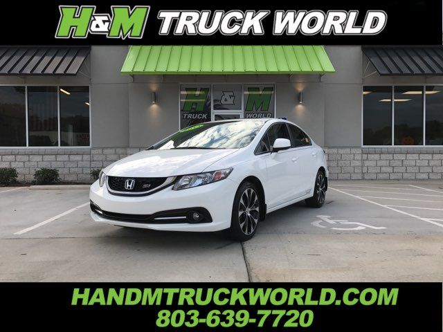 2013 Honda Civic Si 6-SPEED in Rock Hill SC, 29730