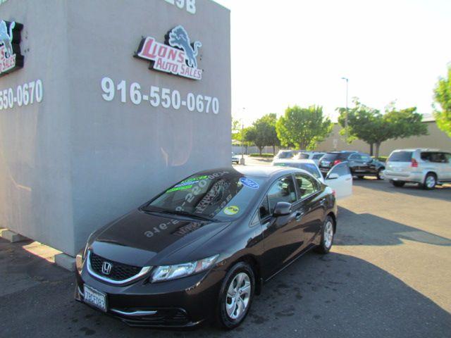 2013 Honda Civic LX in Sacramento, CA 95825