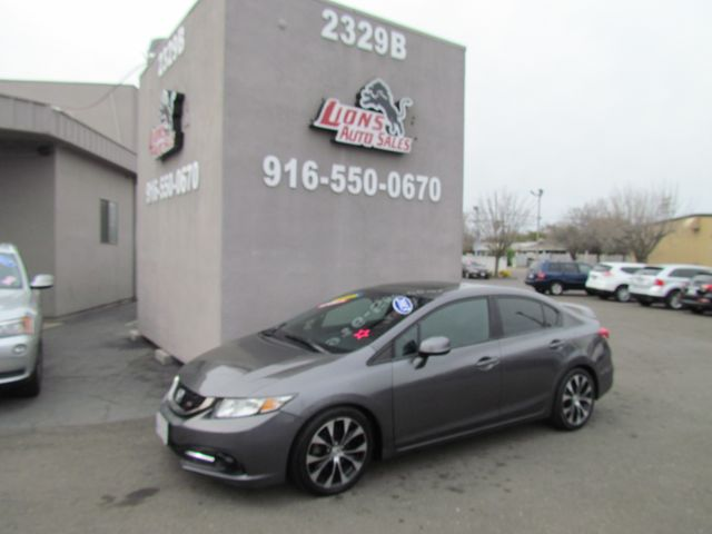 2013 Honda Civic Si Sharp in Sacramento, CA 95825