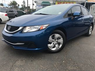 2013 Honda Civic LX in San Diego CA, 92110