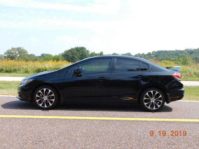 2013 Honda Civic Si St. Louis, Missouri 2