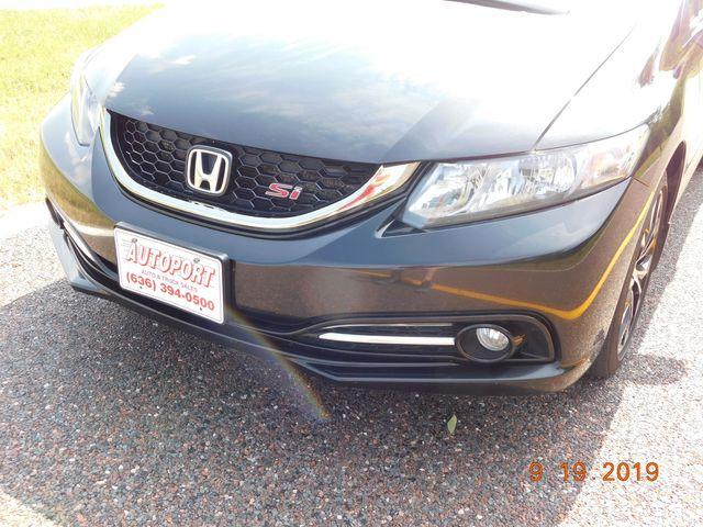 2013 Honda Civic Si St. Louis, Missouri 9