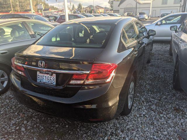 2013 Honda Civic LX in Tacoma, WA 98409