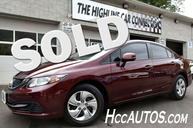 2013 Honda Civic LX Waterbury, Connecticut