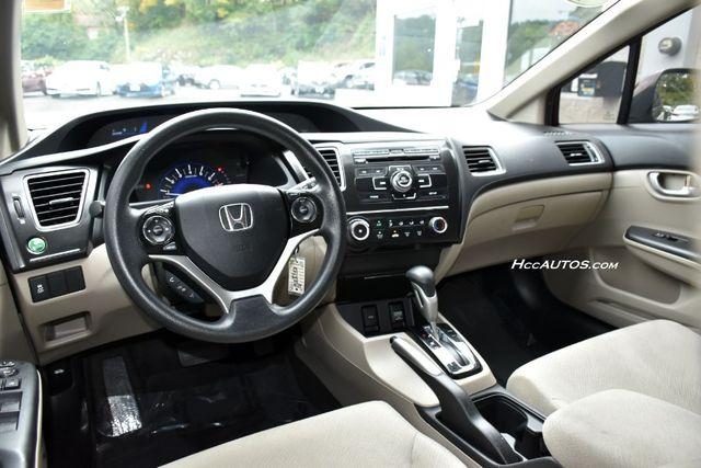 2013 Honda Civic LX Waterbury, Connecticut 10