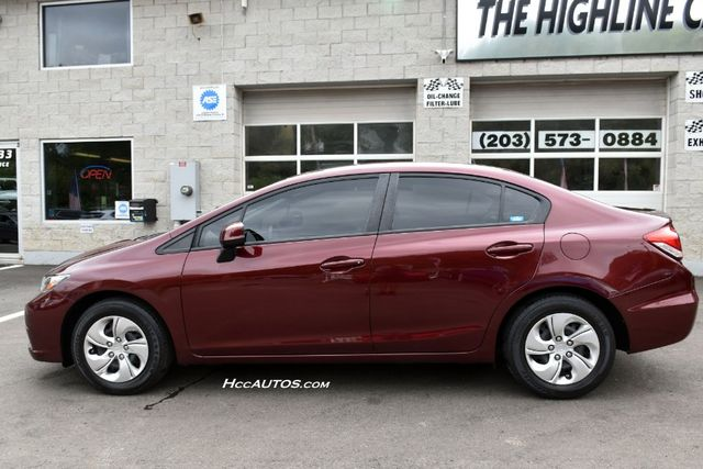 2013 Honda Civic LX Waterbury, Connecticut 2