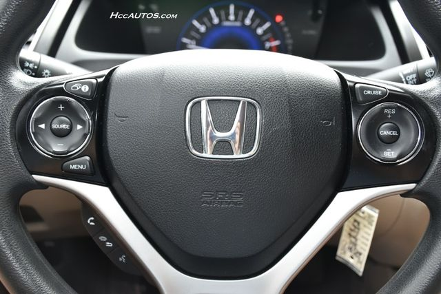 2013 Honda Civic LX Waterbury, Connecticut 21