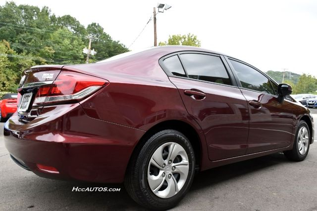 2013 Honda Civic LX Waterbury, Connecticut 5