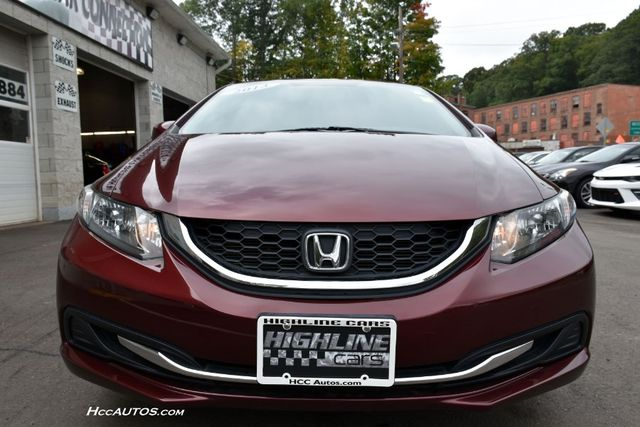2013 Honda Civic LX Waterbury, Connecticut 8