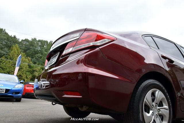 2013 Honda Civic LX Waterbury, Connecticut 9