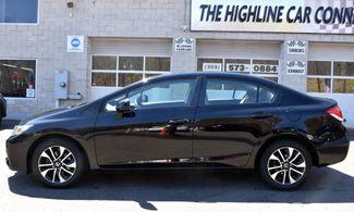 2013 Honda Civic EX Waterbury, Connecticut 2