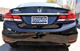 2013 Honda Civic EX Waterbury, Connecticut 4