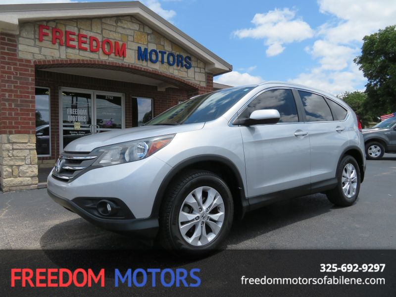 2013 Honda CR-V EX-L | Abilene, Texas | Freedom Motors  in Abilene Texas