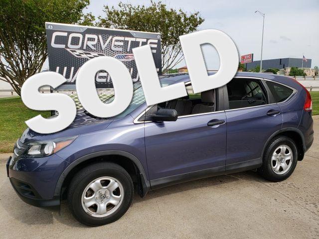 2013 Honda CR-V LX Auto, CD Player, Keyless, Alloys Only 67k! | Dallas, Texas | Corvette Warehouse  in Dallas Texas