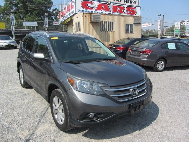 2013 Honda CR-V EX-L Jamaica, New York 0