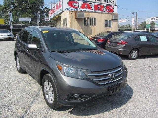 2013 Honda CR-V EX-L Jamaica, New York