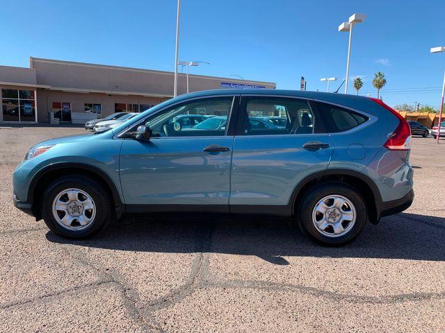 2013 Honda CR-V LX 3 MONTH/3,000 MILE NATIONAL POWERTRAIN WARRANTY Mesa, Arizona 1