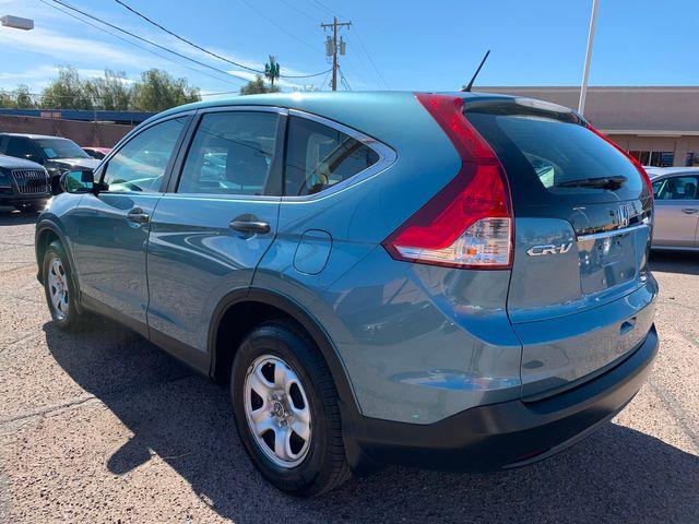 2013 Honda CR-V LX 3 MONTH/3,000 MILE NATIONAL POWERTRAIN WARRANTY Mesa, Arizona 2