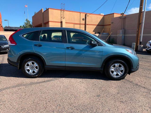 2013 Honda CR-V LX 3 MONTH/3,000 MILE NATIONAL POWERTRAIN WARRANTY Mesa, Arizona 5