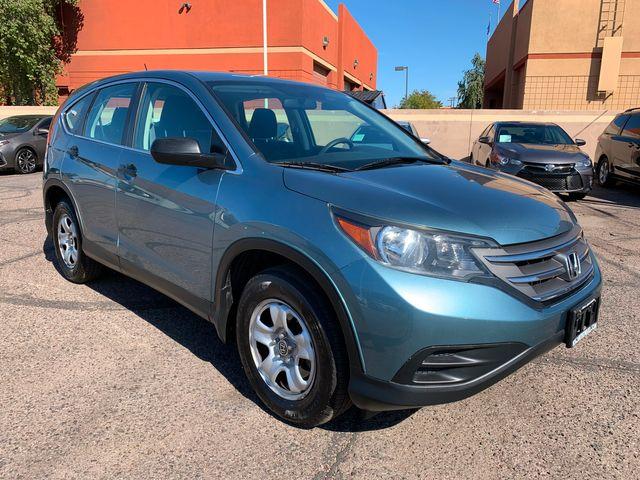2013 Honda CR-V LX 3 MONTH/3,000 MILE NATIONAL POWERTRAIN WARRANTY Mesa, Arizona 6