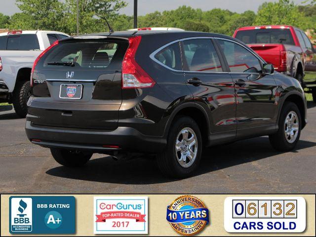 2013 Honda CR-V LX FWD - SUNROOF! Mooresville , NC 2