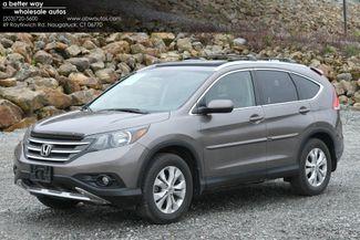 2013 Honda CR-V EX-L 4WD Naugatuck, Connecticut