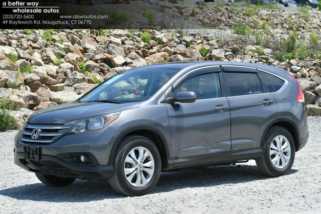 2013 Honda CR-V EX AWD Naugatuck, Connecticut