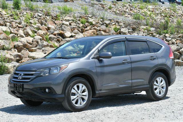 2013 Honda CR-V EX AWD Naugatuck, Connecticut 2