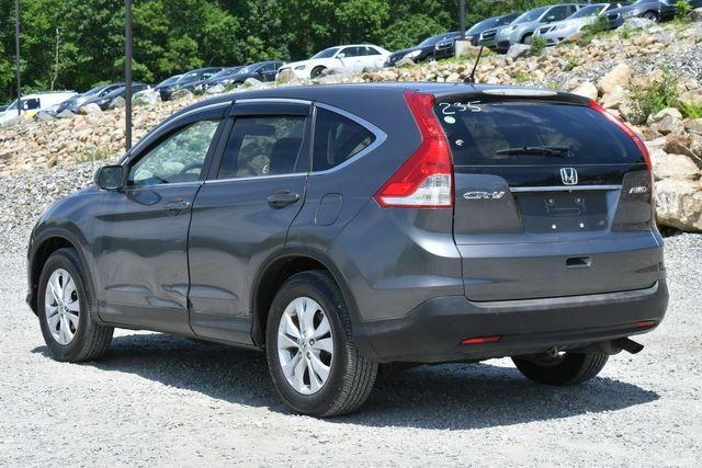 2013 Honda CR-V EX AWD Naugatuck, Connecticut 4