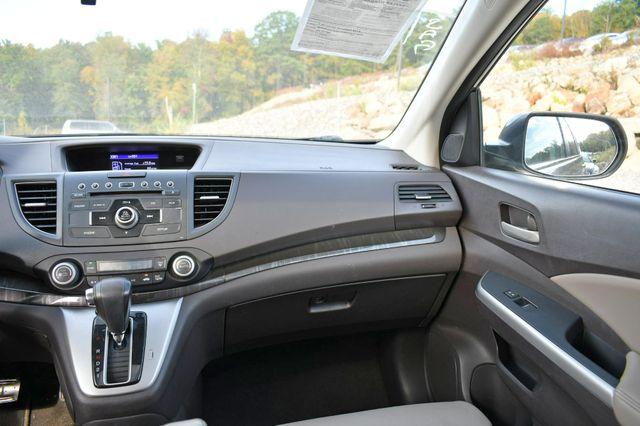 2013 Honda CR-V EX-L 4WD Naugatuck, Connecticut 20