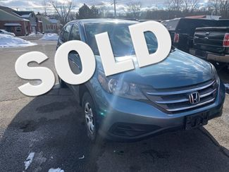 2013 Honda CR-V LX  city MA  Baron Auto Sales  in West Springfield, MA