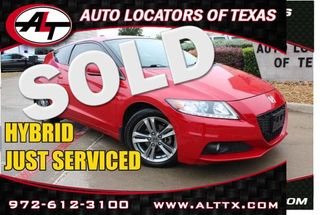 2013 Honda CR-Z EX | Plano, TX | Consign My Vehicle in  TX