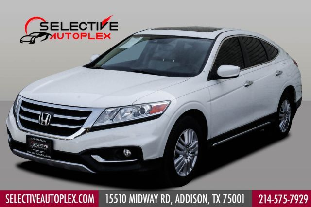 2013 Honda Crosstour EX-L in Addison, TX 75001