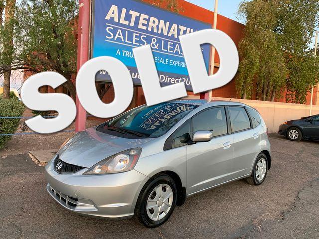 2013 Honda Fit 5 SPEED MANUAL 3 MONTH/3,000 MILE NATIONAL POWERTRAIN WARRANTY Mesa, Arizona