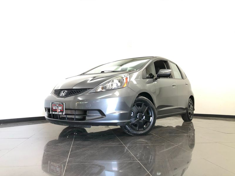 2013 Honda Fit *Affordable Financing* | The Auto Cave in Dallas