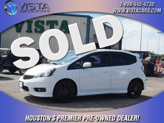 2013 Honda Fit Sport  city Texas  Vista Cars and Trucks  in Houston, Texas