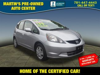 2013 Honda Fit Base in Whitman, MA 02382