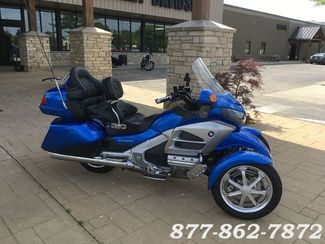 2013 Honda GOLD WING TRIKE GL18HPNM GOLD WING TRIKE in Chicago, Illinois 60555