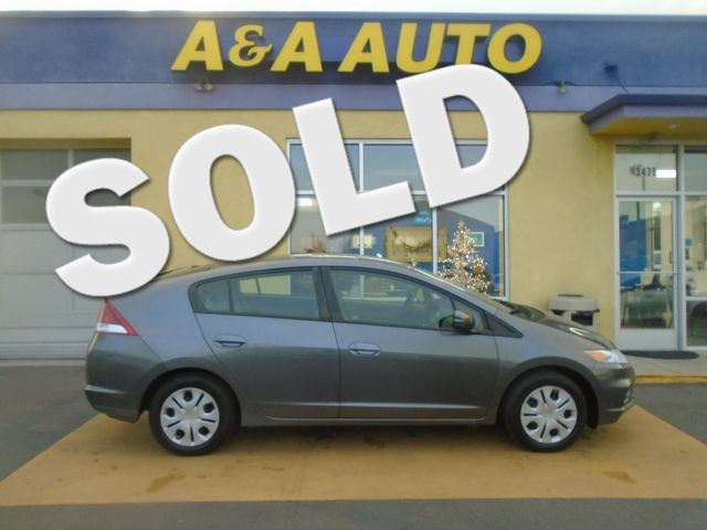 2013 Honda Insight LX in Englewood, CO 80110
