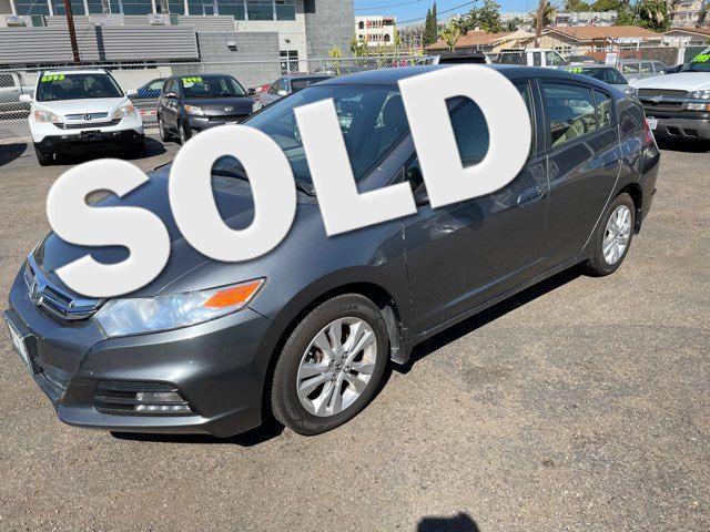 2013 Honda Insight EX San Diego, CA