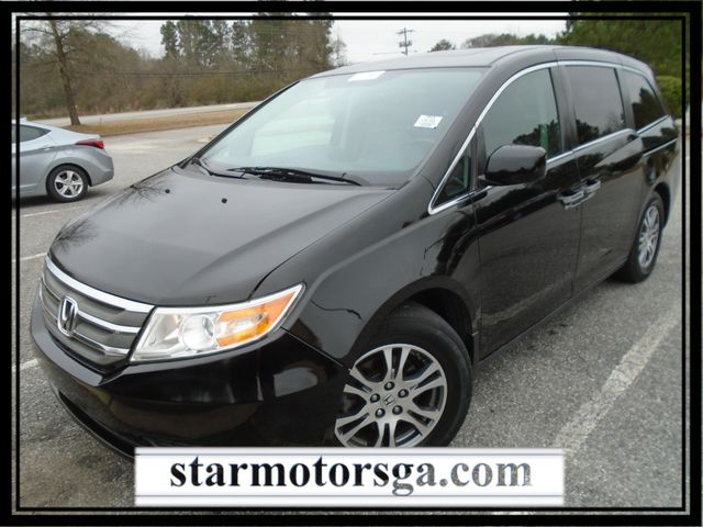 2013 Honda Odyssey EX-L with Backup Camera