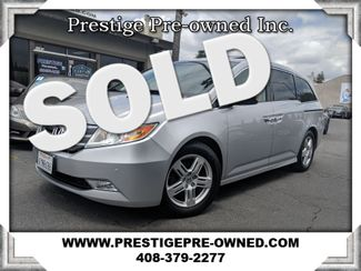 2013 Honda ODYSSEY TOURING ELITE/With Navi, Backup, Rear DVD  in Campbell CA