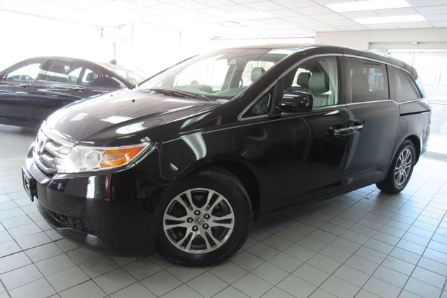 2013 Honda Odyssey EX-L W/ BACK UP CAM Chicago, Illinois 2