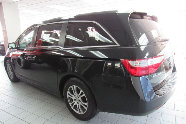 2013 Honda Odyssey EX-L W/ BACK UP CAM Chicago, Illinois 4
